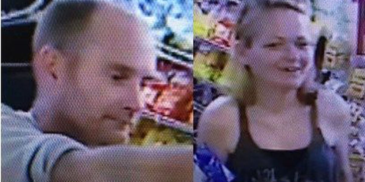 Police: Woman sought, man arrested for using stolen debit card