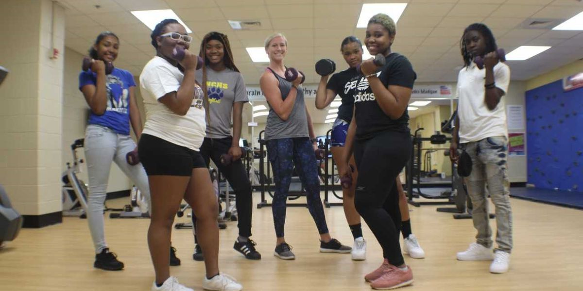 Classroom Champions: Volleyball teacher at North Charleston wants to help students get healthy