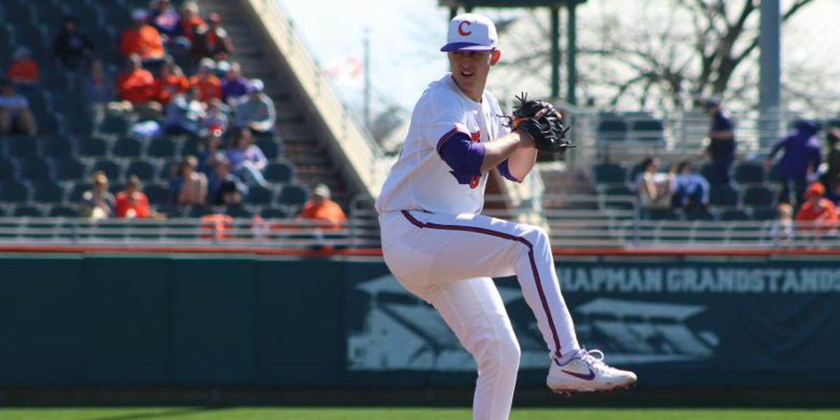 Tigers Complete Sweep Over Keydets With 11-6 Win