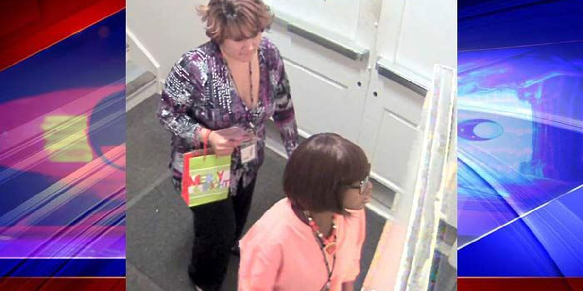 MUSC releases surveillance image in stolen credit card, fraud case