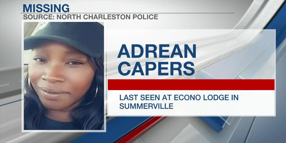 VIDEO: Police searching for missing North Charleston woman
