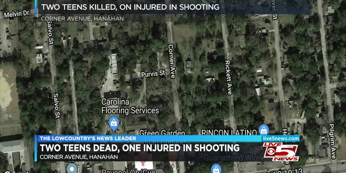 VIDEO: Two dead, one injured in Hanahan shooting