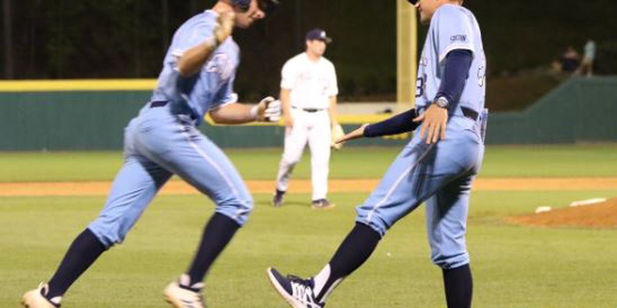 The Citadel drops series opener at Samford, 8-4