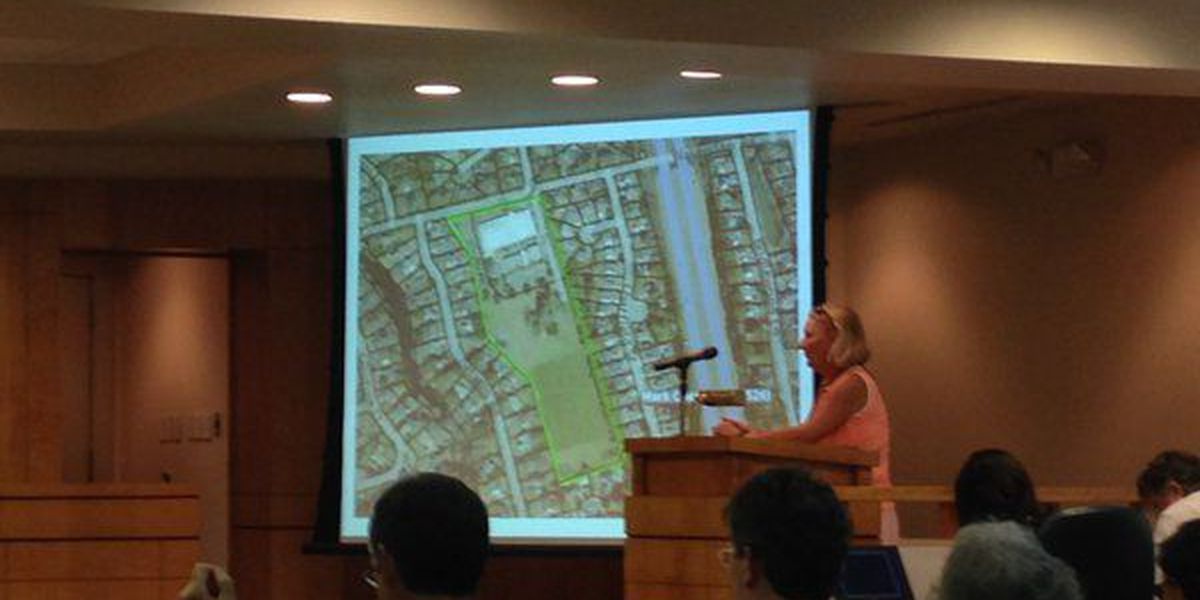 Mt. Pleasant moves forward with plans to build homes behind Trident Academy