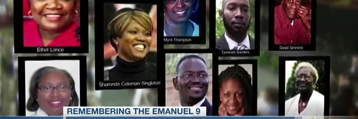 VIDEO: Wednesday marks 5 years since killings at Mother Emanuel AME Church