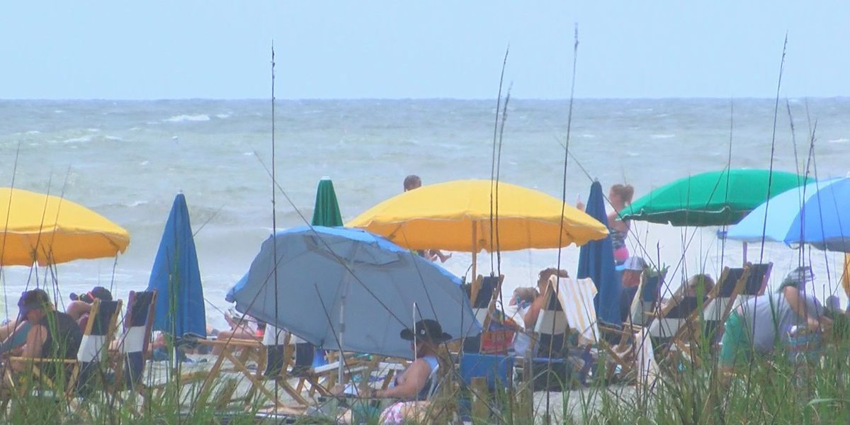 Around 100 DC-area teens test positive for COVID-19 after Myrtle Beach trip, health official says