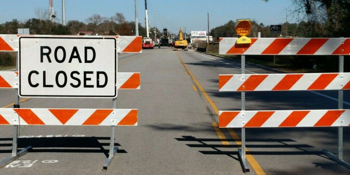 Portion of Spruill Avenue closed for bridge replacement