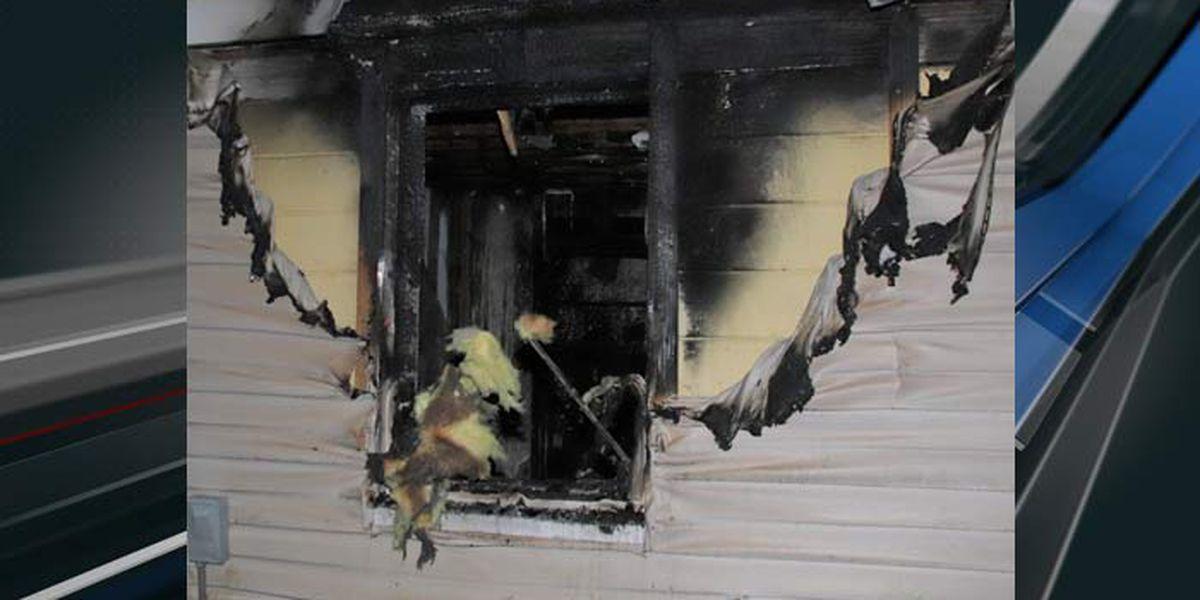 Woman, dog escape West Ashley house fire