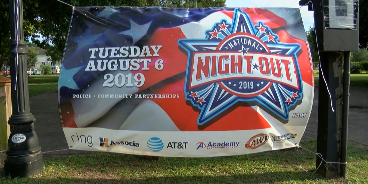 North Charleston police holds annual National Night Out event