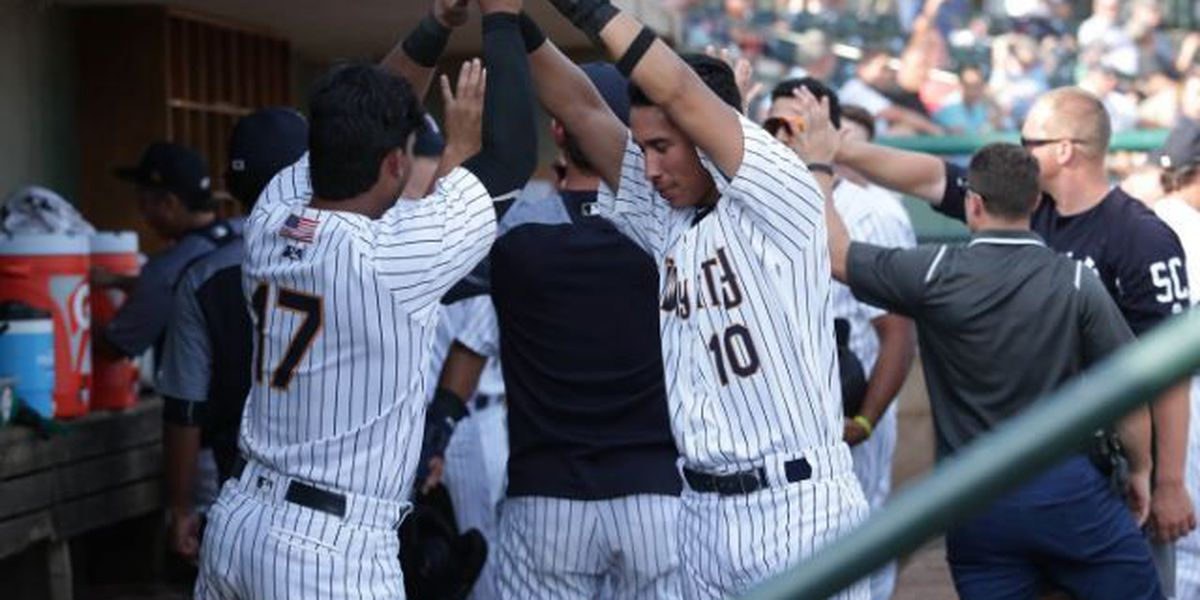 RiverDogs Explode for Seven in Third, Cough Up Late Lead
