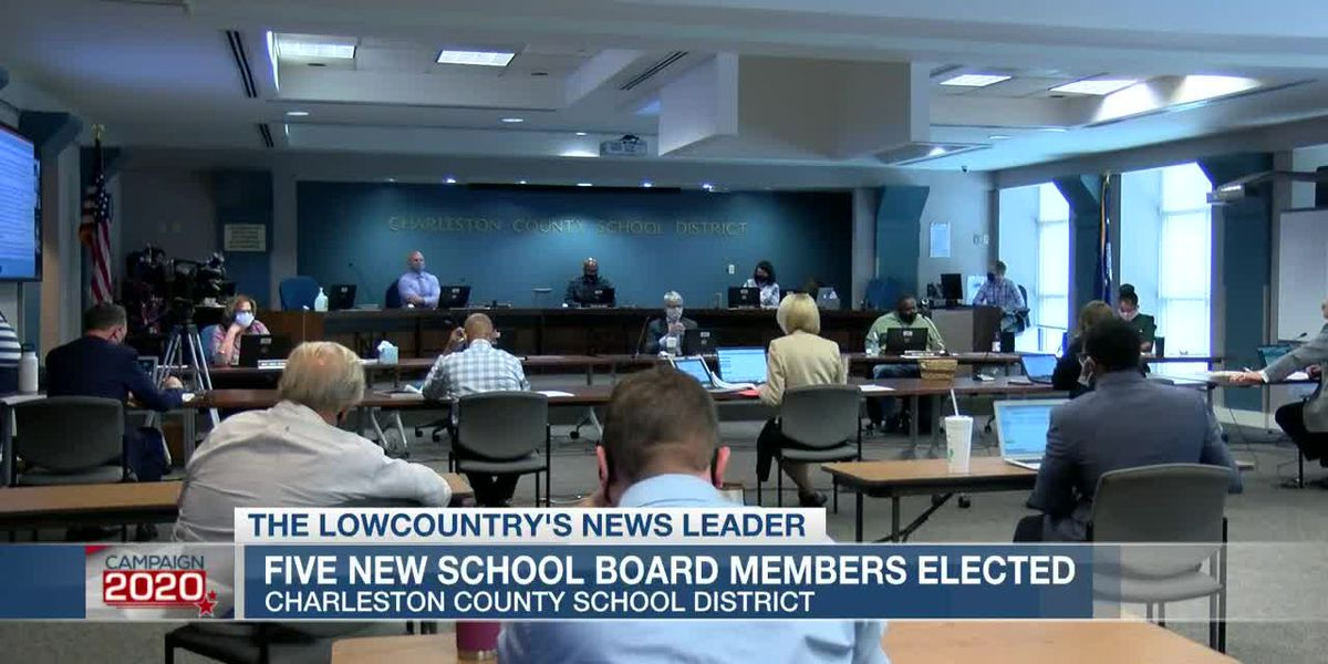 5 new Charleston Co. School Board members elected, 3 incumbents ousted