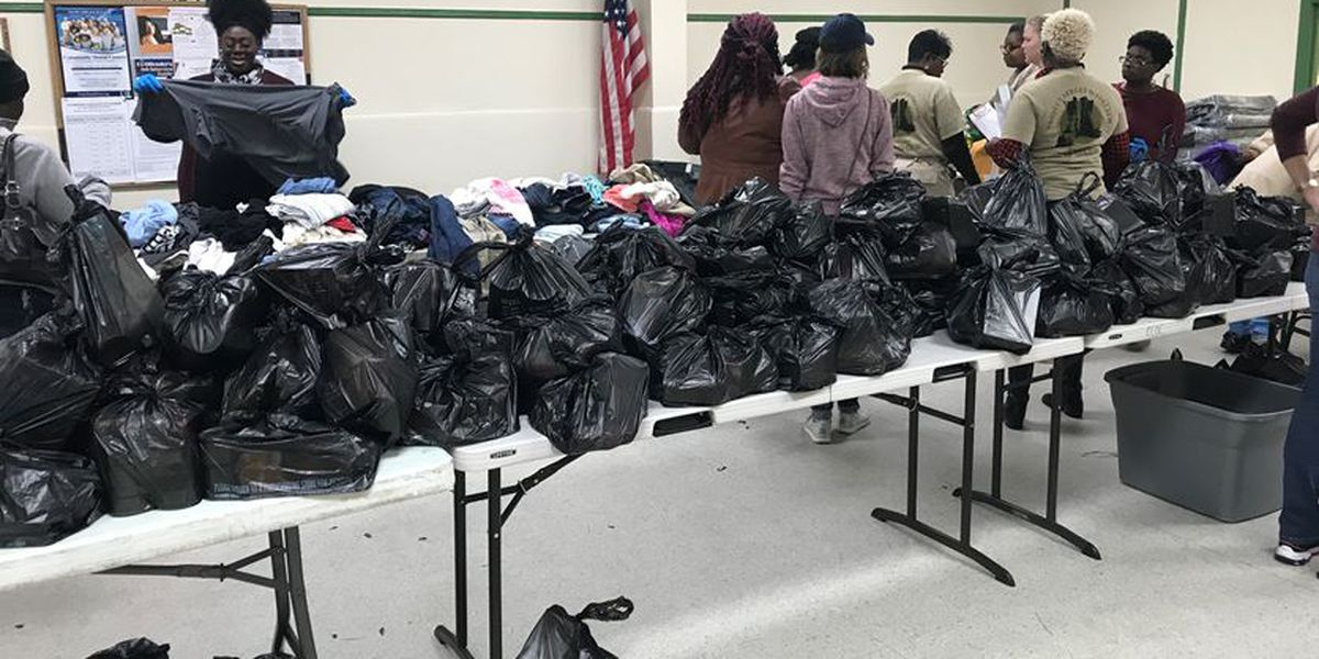 Favor Foundation hosts giveaway in Chicora-Cherokee Community