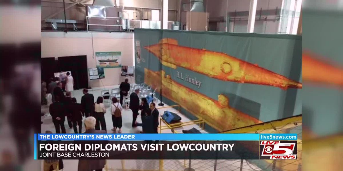 Foreign diplomats in Charleston bring global business opportunities