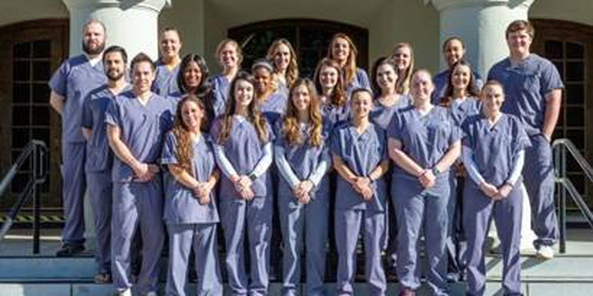 The Citadel to graduate first class of nurses this week