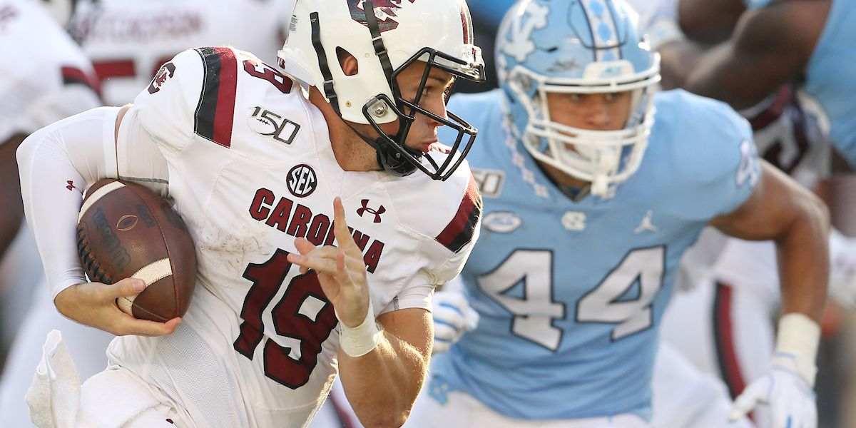 Jake Bentley to have surgery, miss the rest of the season