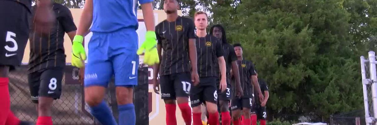 VIDEO: Charleston Battery Fall to Birmingham Legion, 2-1