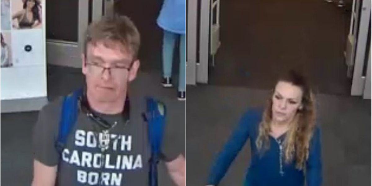 Shoplifting duo allegedly stole $1,200+ worth of goods from Target, Lexington police says