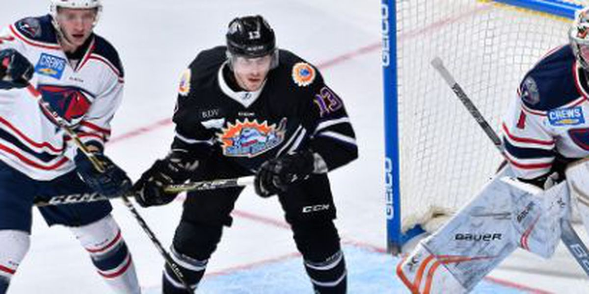South Carolina Cools Off Solar Bears For 20th Win