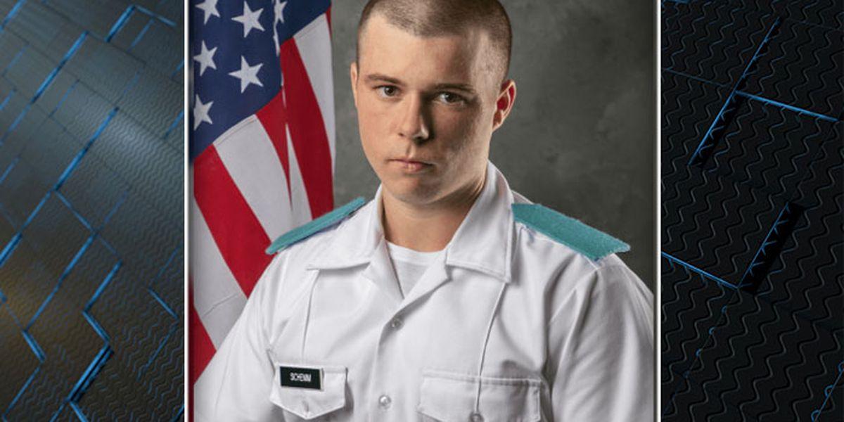 Funeral service scheduled for Citadel cadet killed in car crash
