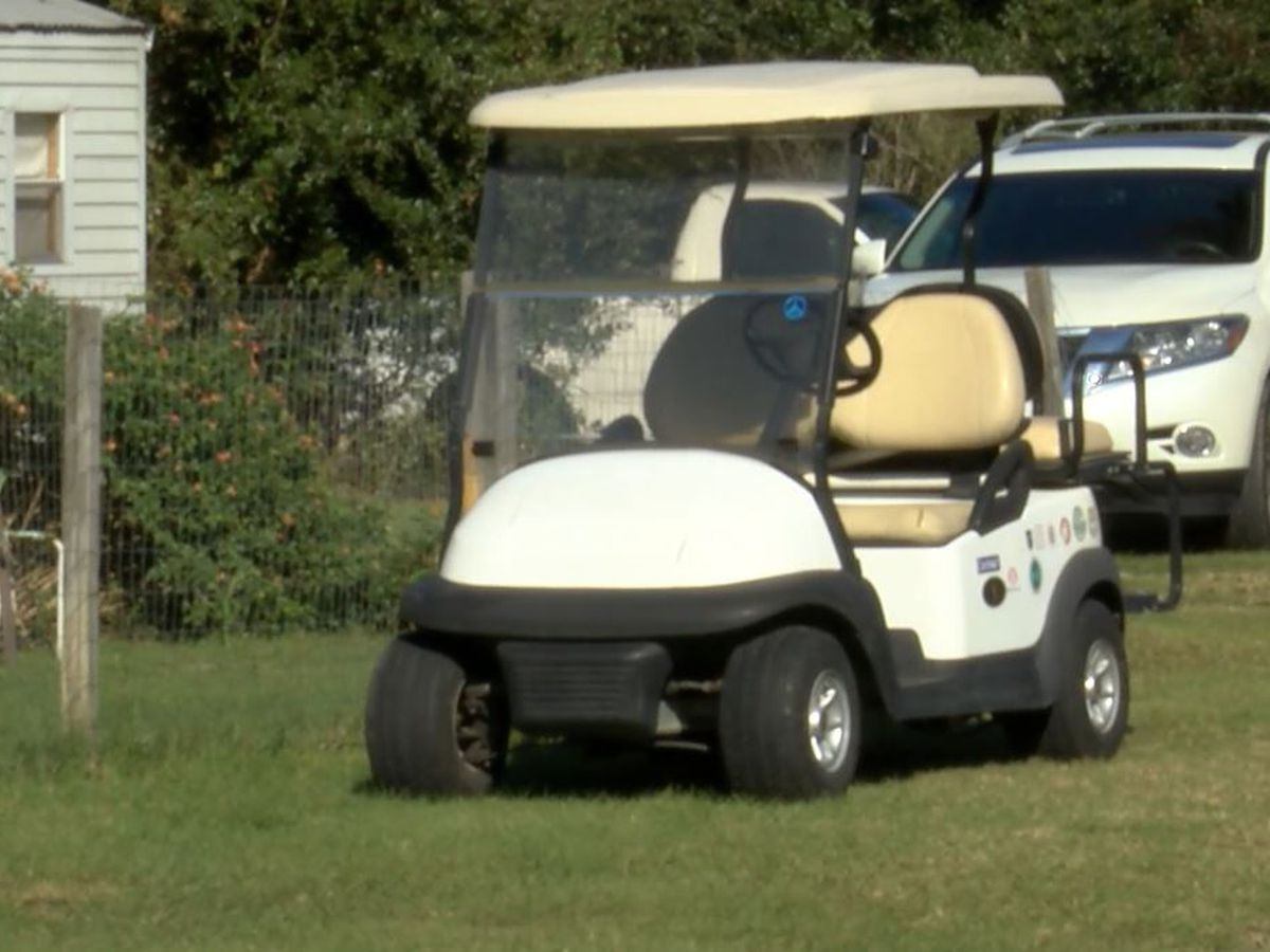 Change in state golf cart laws will mean steeper penalties starting Monday
