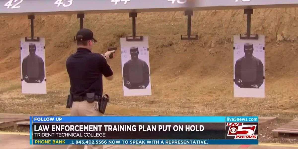 VIDEO: New law enforcement training plan put on hold