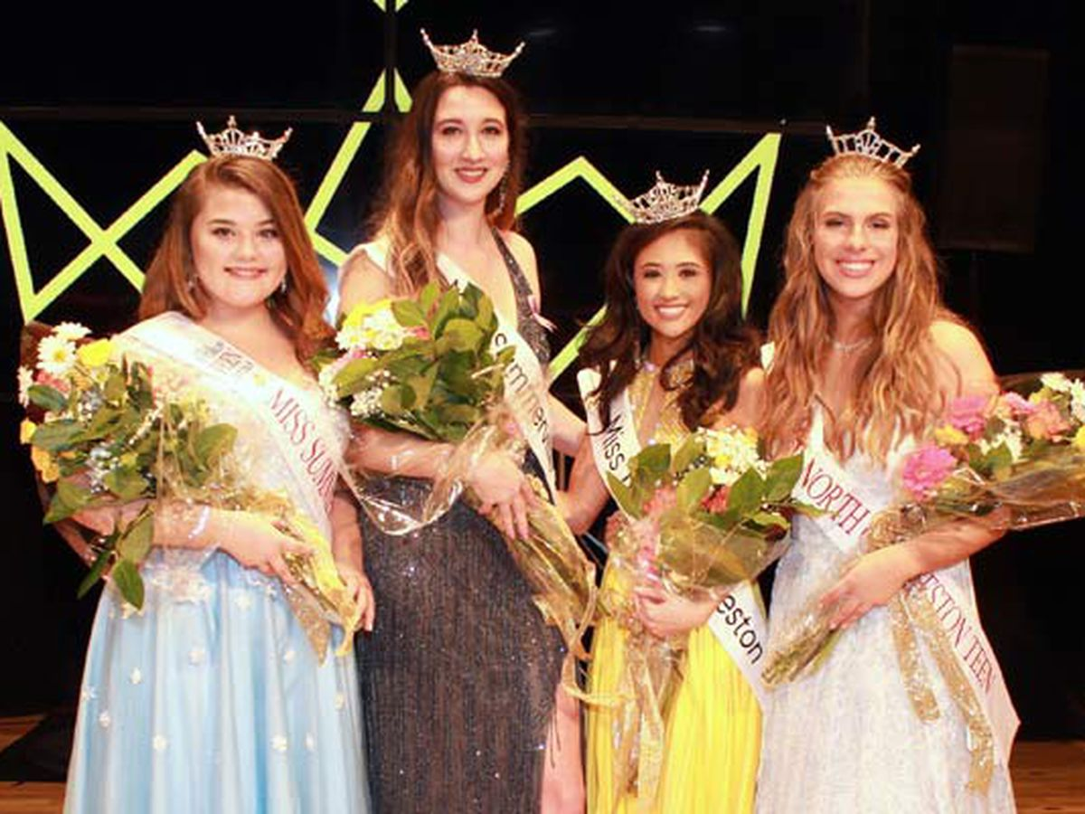 New Miss Summerville, North Charleston titleholders crowned