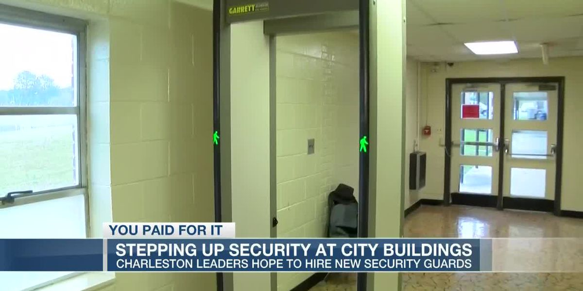 VIDEO: You Paid For It: City security up for bids