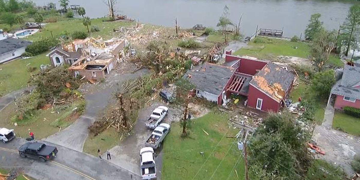 Red Cross still helping S.C. tornado victims despite pandemic