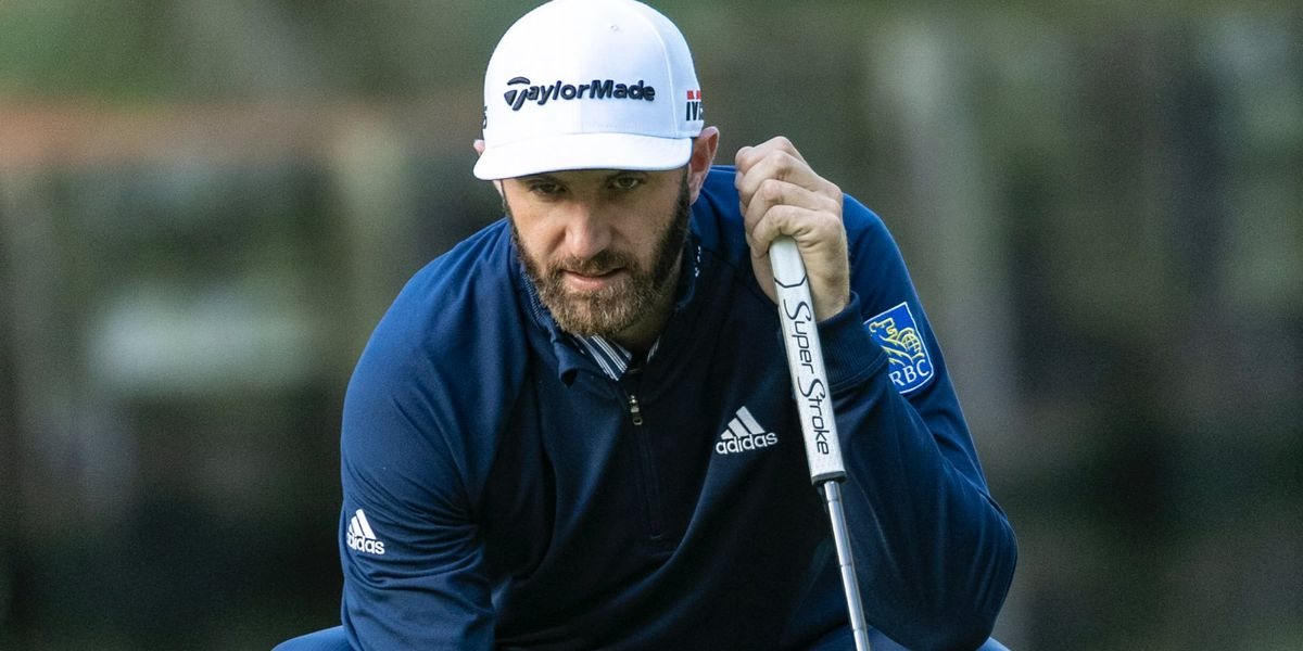 World No. 1 Dustin Johnson moves atop the RBC Heritage