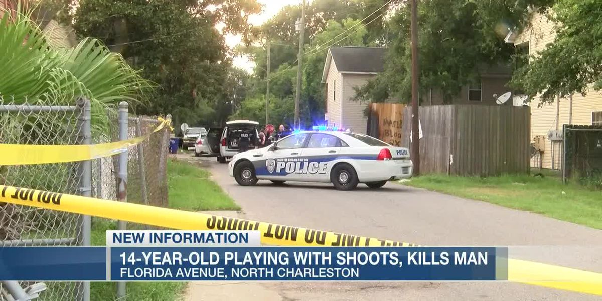 VIDEO: Police investigate deadly Sunday night shooting in North Charleston