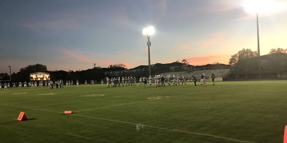 Lowcountry High School Football Coverage (Week 8)
