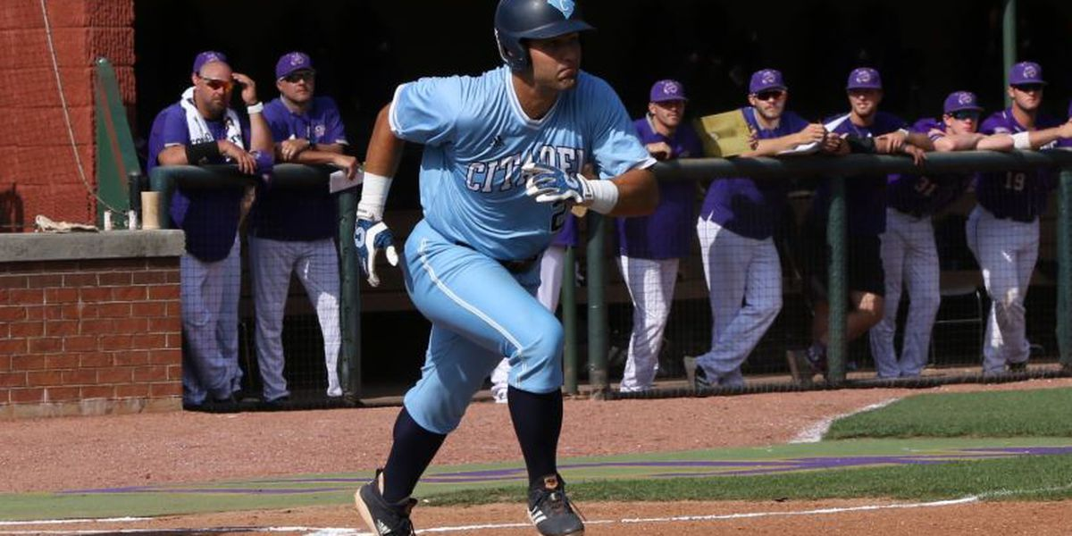 The Citadel's Peden Named SoCon Player of the Week