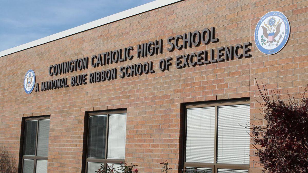 Covington Catholic High School to reopen Wednesday