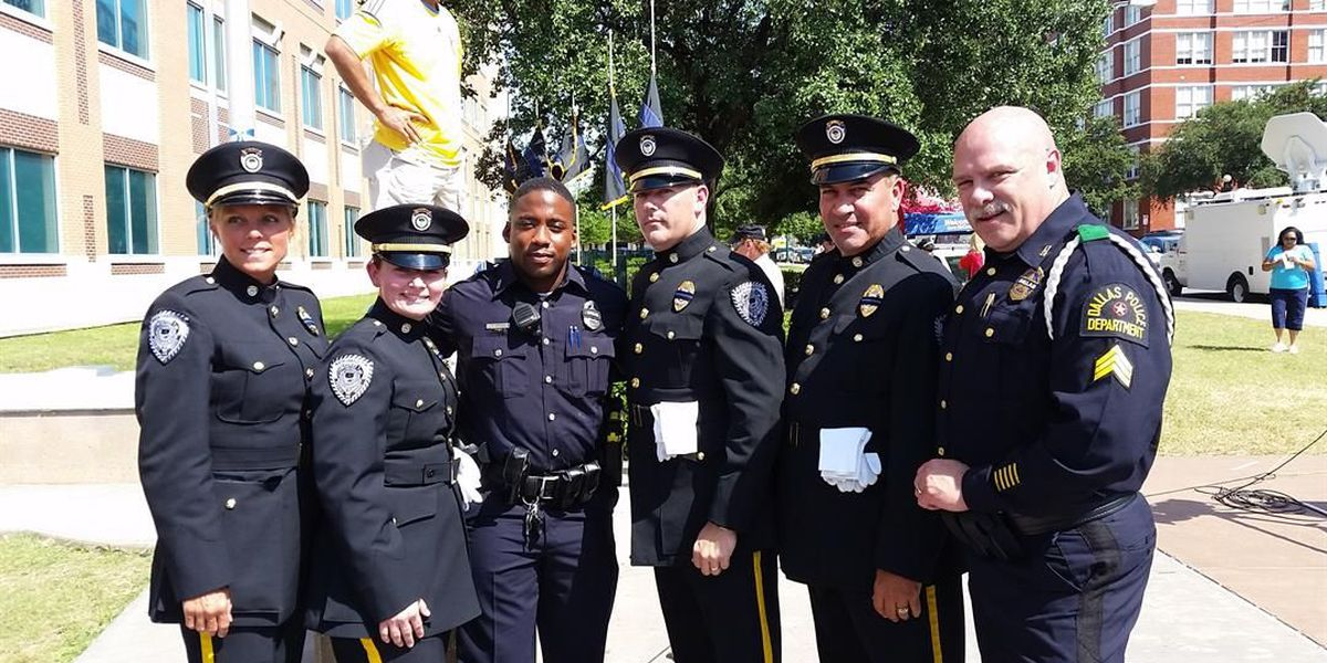 N. Charleston PD sends officers to Dallas in support of slain officers