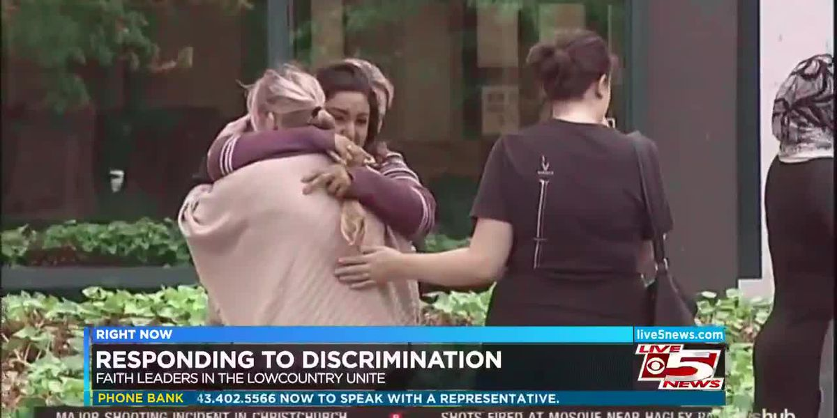 VIDEO: Charleston faith leaders meet to discuss how to respond to hate