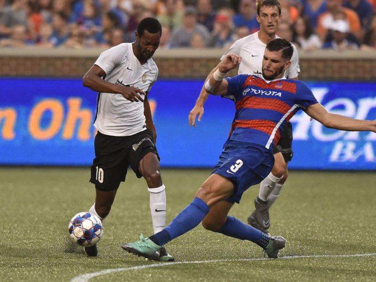 Battery falls to FC Cincinnati, 3-0