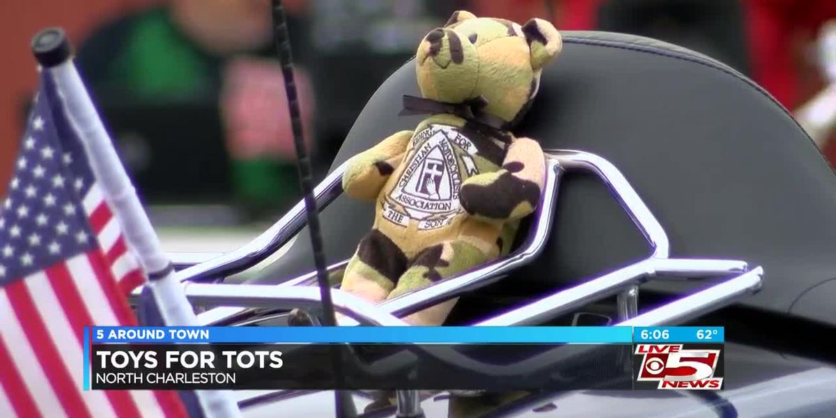 VIDEO: Toys for Tots event raises $36,000