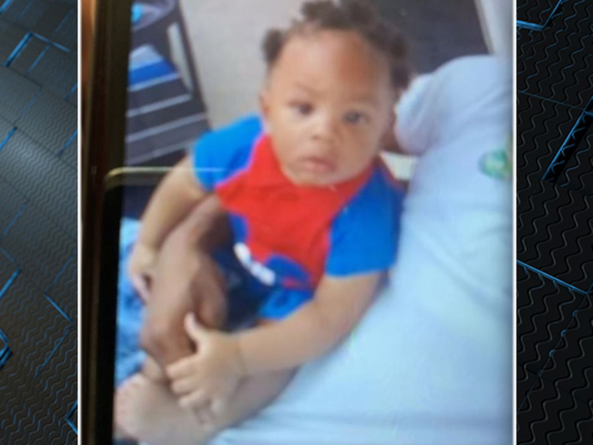 Authorities find missing 7-month-old baby in N. Carolina