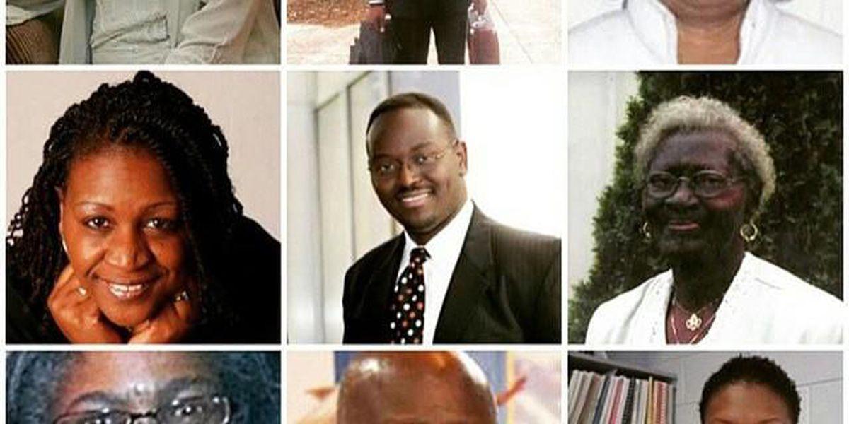 Coroner identifies nine victims in Emanuel AME Church shooting