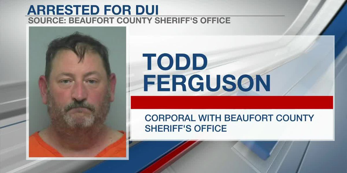 VIDEO: Off-duty Beaufort Co. deputy charged with DUI