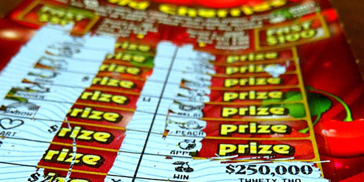 Lowcountry resident wins $250K prize with scratch-off ticket