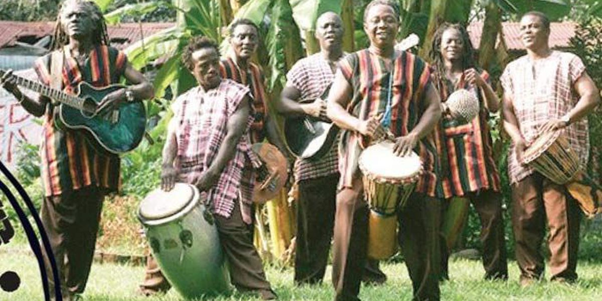 Sierra Leone's Refugee All Stars to perform benefit concert at Magnolia