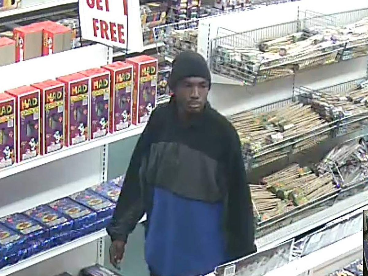 Walterboro Police searching for man accused of two armed robberies