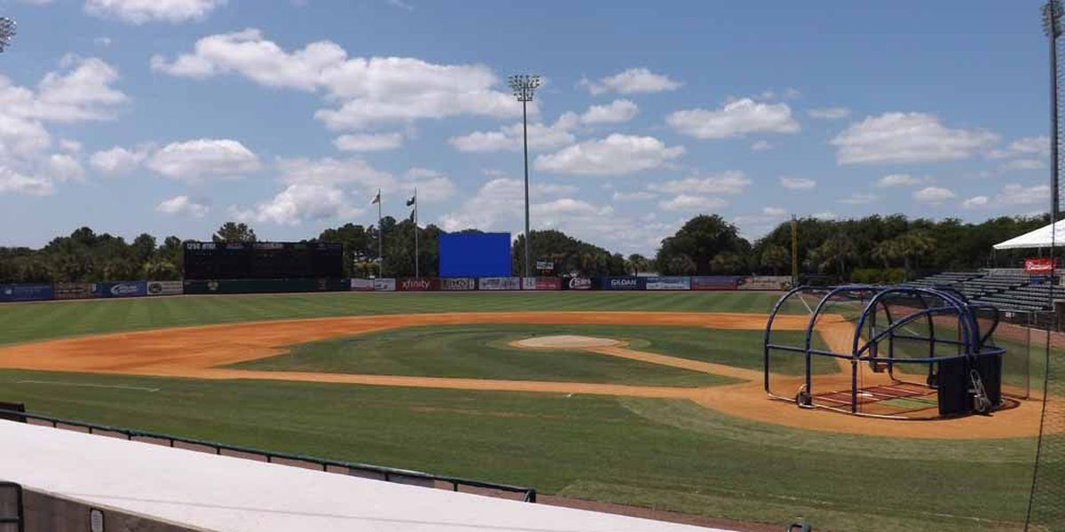 RiverDogs set for 1st nationally televised game as CBS Sports hits The Joe