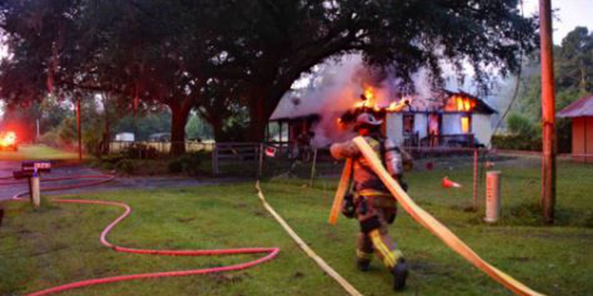 Colleton Co. house fire ruled suspicious