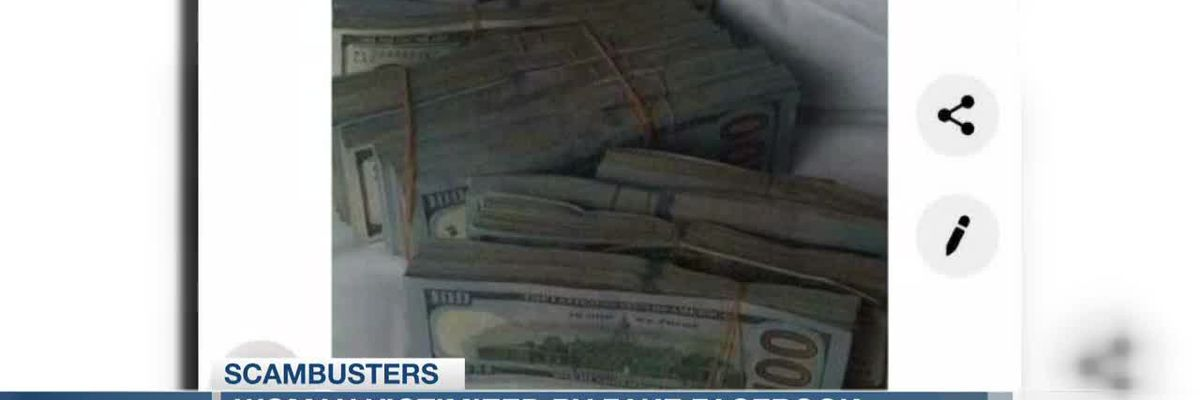 VIDEO: Live 5 Scambusters: Phony Facebook friend lures Lowcountry woman into fake grant scam
