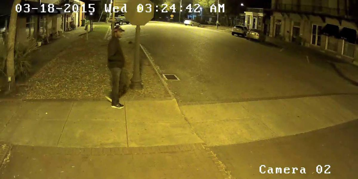 Police looking to identify man suspected in Georgetown robberies