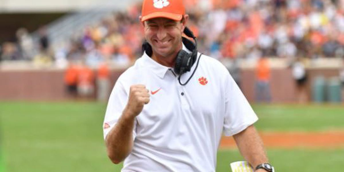 Clemson holds off Wake Forest 28-14