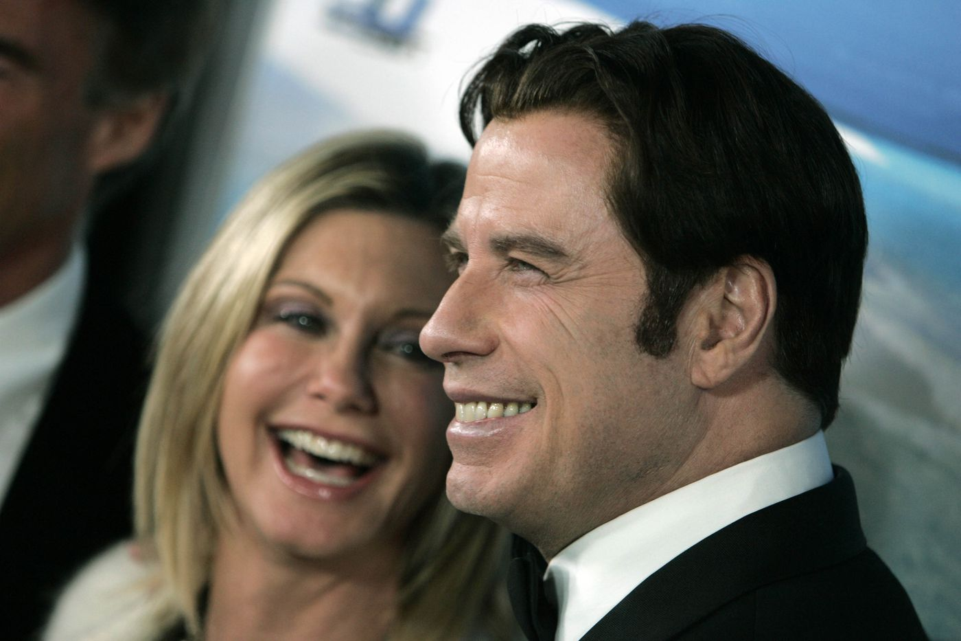 John Travolta, Oliva Newton-John are back together as Danny and Sandy