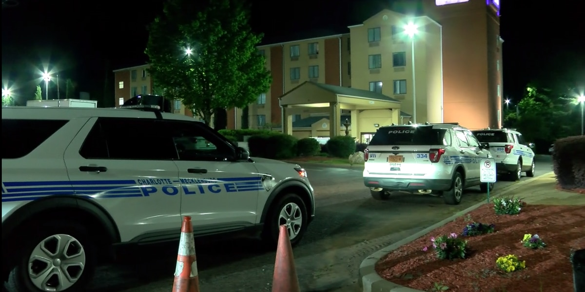 Two arrested after two transgender women found shot to death in Charlotte hotels